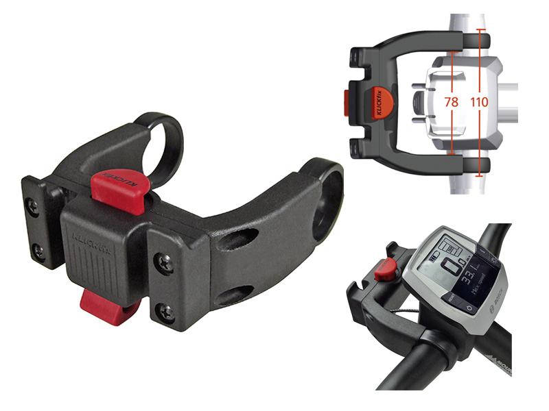 Bosch - Lenkerhalter - E-Bike - Tasche,Körbe1