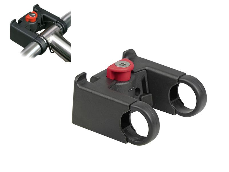 Klickfix - Lenker Adapter - Tasche-Körbe