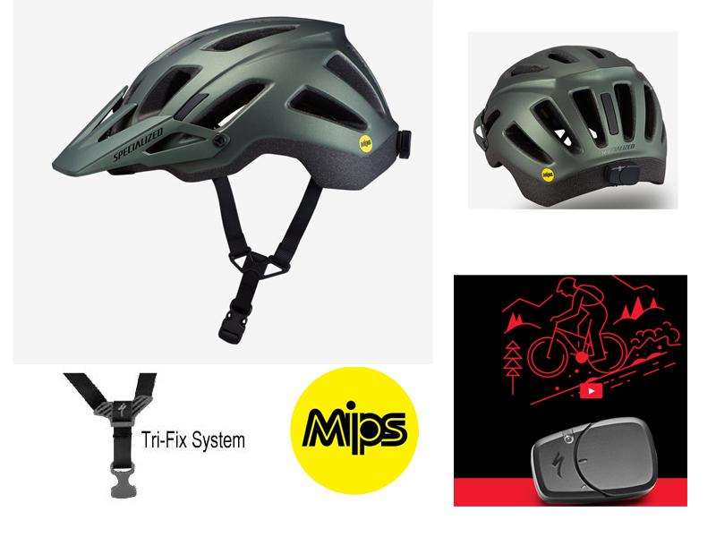 Specialized - Helm - Ambush Comp ANGI