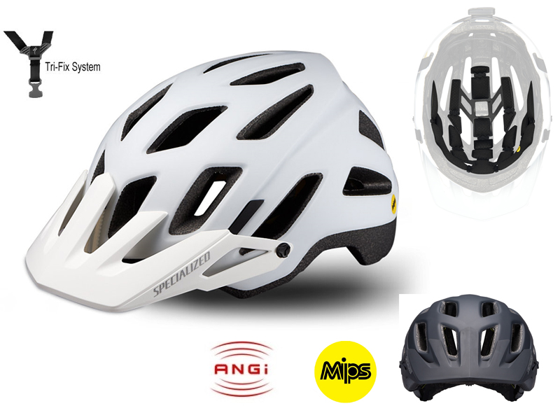 Specialized - Helm - Ambush Comp ANGI