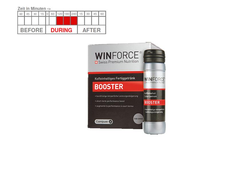 Winforce - Fertiggetränk - Booster