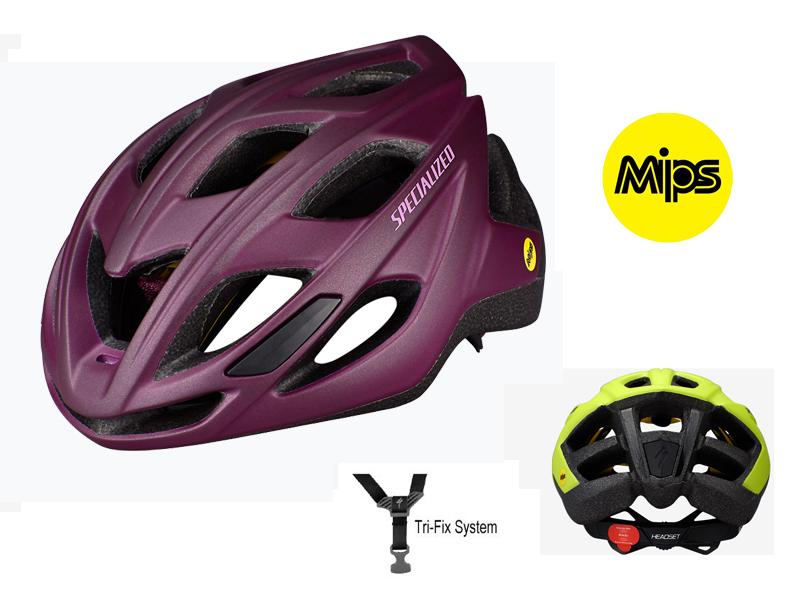 Specialized - Helm - Chamonix MIPS