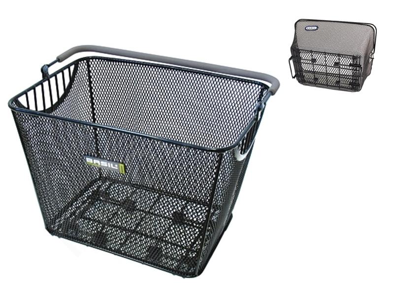 Gepäckträgerkorb - Klemmsystem