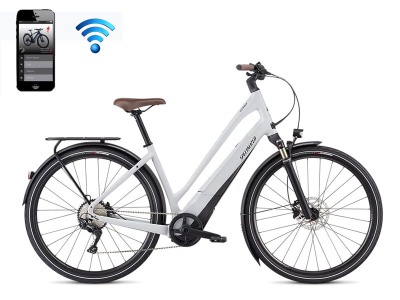 Specialized - E Citybike - Como 4.0