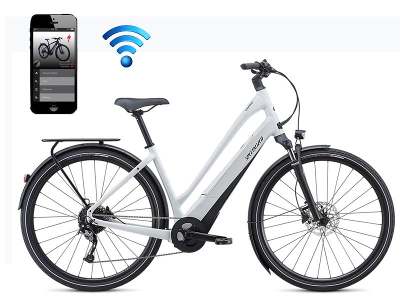 Specialized - E-Citybike - Turbo Como 3.0