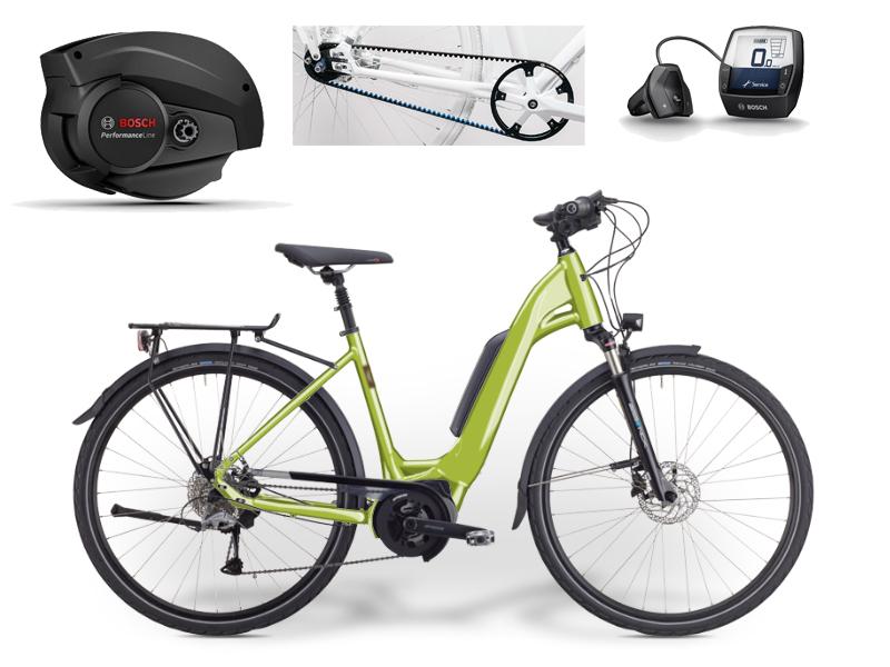 IBEX - E-Citybike - eComfort
