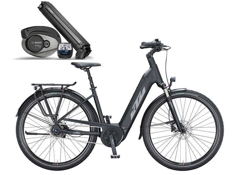 KTM - E-Citybike - Macina City 510