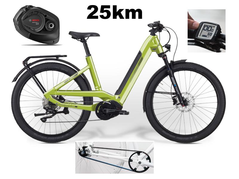 IBEX - E-Citybike - eMission Neo