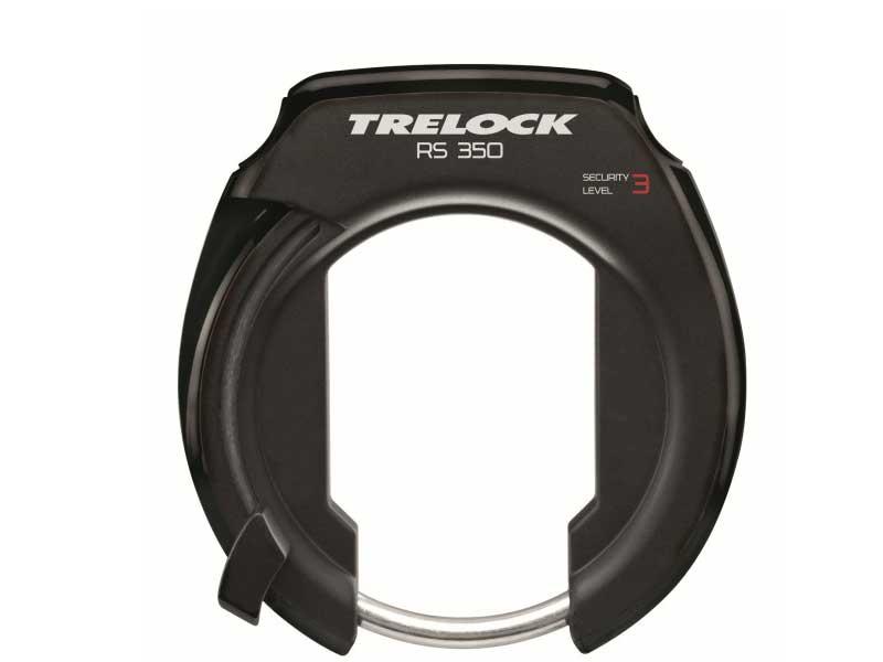 Trelock - Rahmenschloss - mit Halter