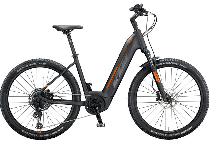 KTM - E-Mountainbike Hardteil - Macina Scout Bosch 25Km