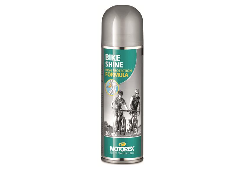 Motorex - Pflegespray - BikeShine