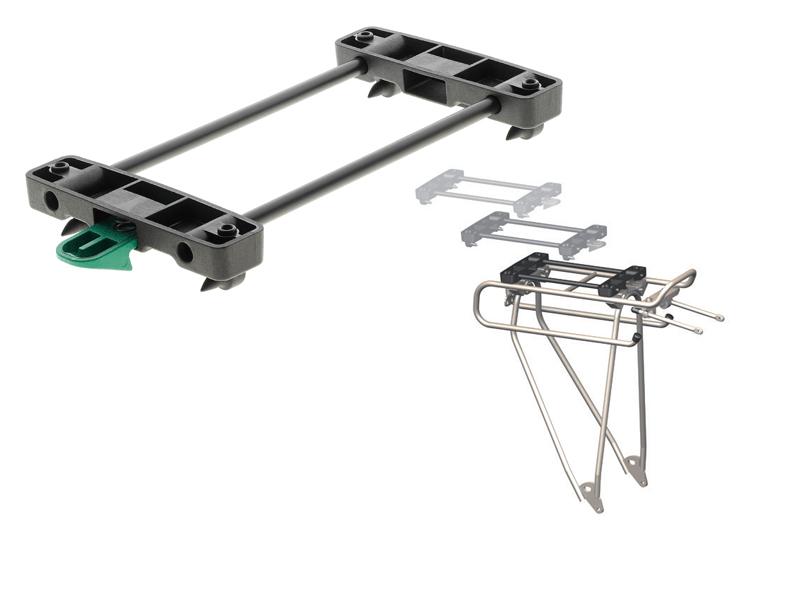 Racktime - Adapter - für Gepäckträgerkorb