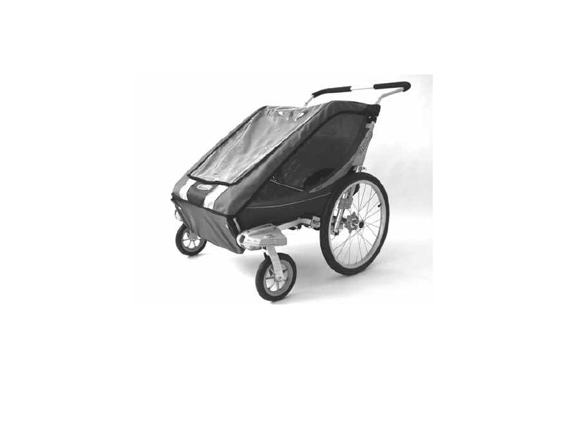 Thule - Stroller Set - Chariot